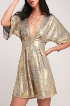 Lucy Love Light Lounge Dress - Product List Image