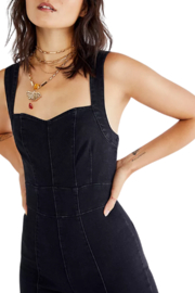 Free People  Light My Fire Jumpsuit - Back cropped