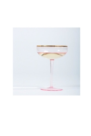 8 Oak Lane Light Pink Coupe - Product Mini Image