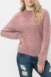 Love Tree Light Pink Sweater - Product Mini Image