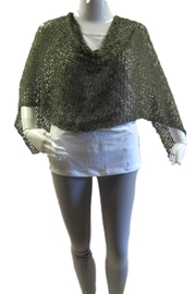 Made on Earth Light Popcorn Poncho - Product Mini Image