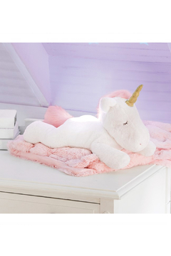 MudPie Light Up Plush Unicorn - Alternate List Image
