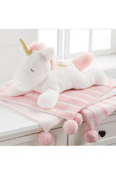 MudPie Light Up Plush Unicorn - Product List Image