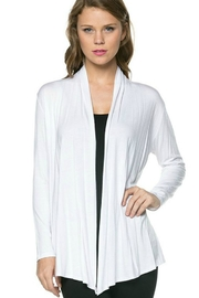 Azules Light Weight Cardigan - Front cropped