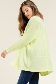 Staccato Light Weight Cardigan - Front full body
