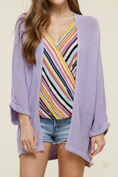 45c0bbb9a7b9f ... Staccato Light Weight Cardigan - Product List Image