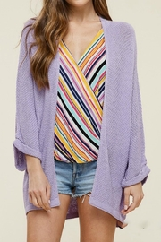 Staccato Light Weight Cardigan - Product Mini Image