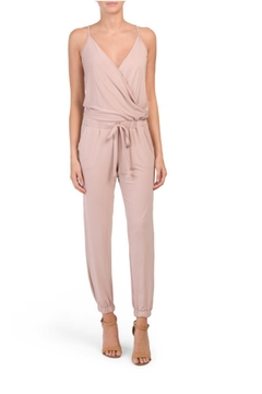 Elan Light-Weight Comfy Jumpsuit - Product List Image