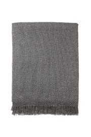 Riah Fashion Light-Weight Fringe Scarf - Product Mini Image