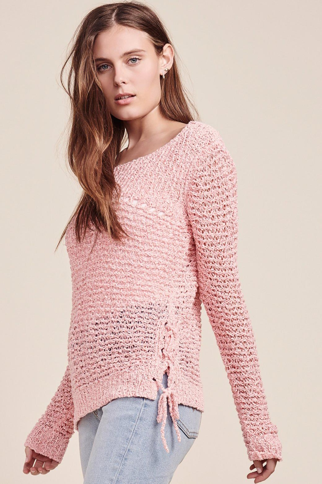 BB Dakota Light-Weight Pullover - Front Cropped Image