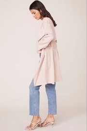 BB Dakota Light Weight Trench Coat - Side cropped