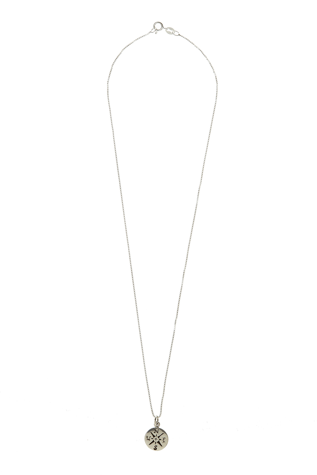 Light Years Collection Compass Necklace - Main Image
