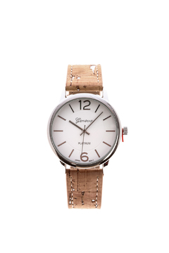 Light Years Collection Cork Band Watch - Product List Image