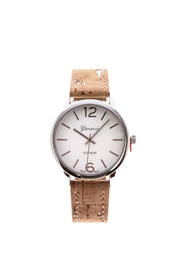 Light Years Collection Cork Band Watch - Product Mini Image