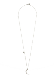 Light Years Collection Crescent Moon Necklace - Product Mini Image