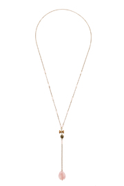 Light Years Collection Stone Lariat Necklace - Product Mini Image