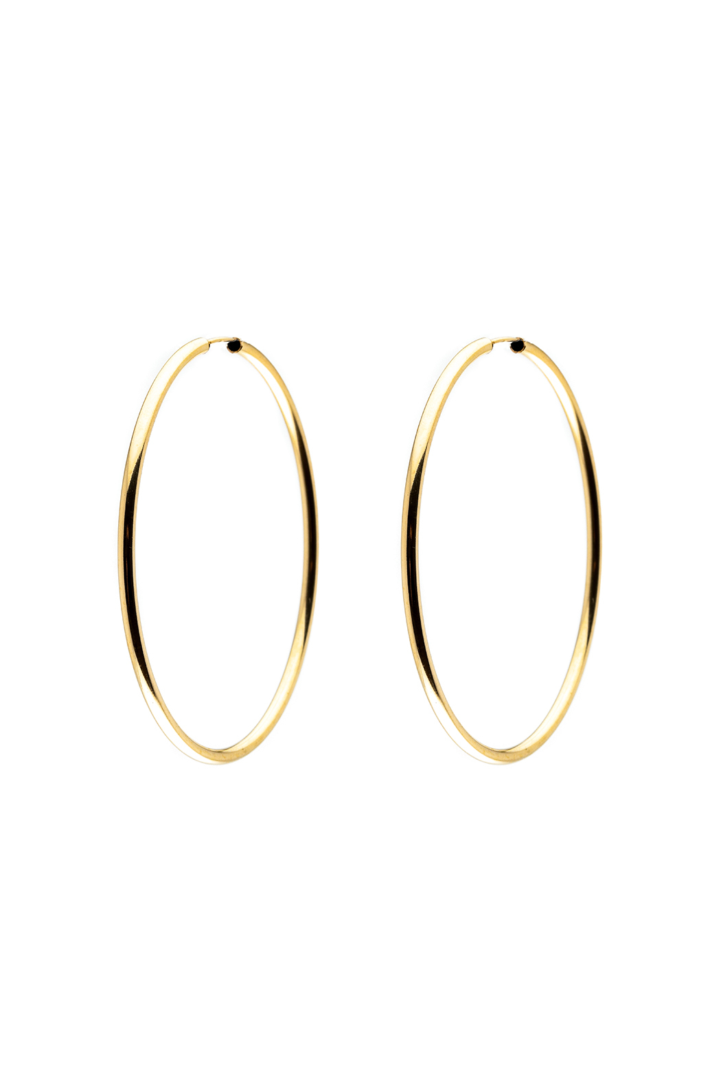 Light Years Jewelry Gold Endless Hoops - Main Image
