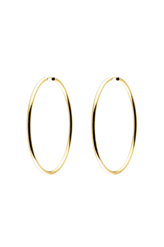 Light Years Jewelry Gold Endless Hoops - Alternate List Image