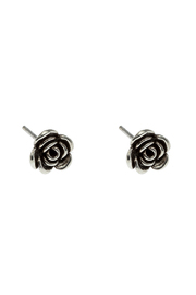 Light Years Jewelry Silver Rose Posts - Product Mini Image
