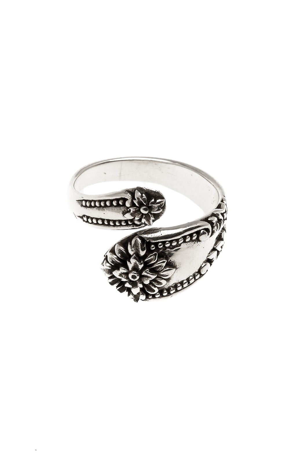 Light Years Jewelry Victorian Spoon Ring - Main Image