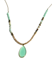 Light Years Collection Adjustable Beaded Necklace - Front full body