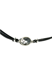 Light Years Collection Black Quartz Choker - Side cropped