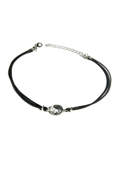 Shoptiques Product: Black Quartz Choker