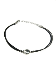 Light Years Collection Black Quartz Choker - Product Mini Image