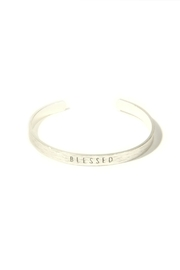Light Years Collection Blessed Bracelet - Front cropped