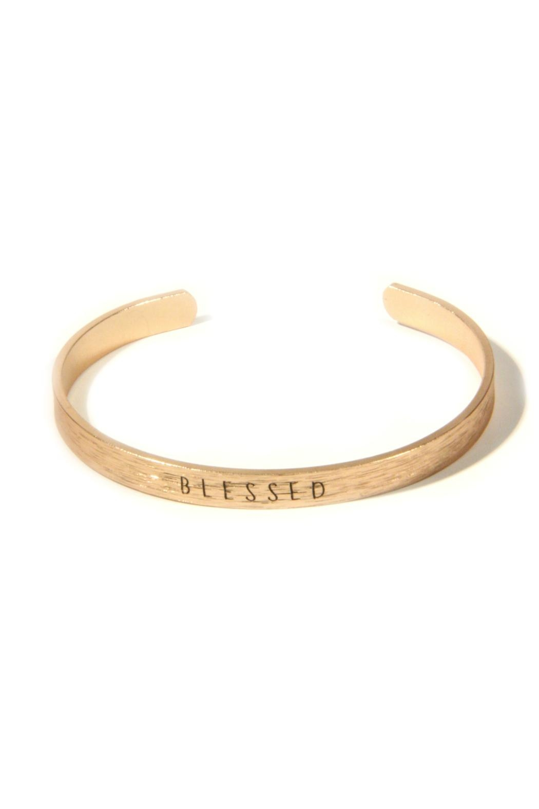 Light Years Collection Blessed Bracelet - Front Cropped Image