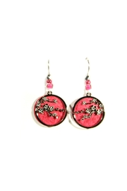 Light Years Collection Cherry Blossom Dangles - Product Mini Image