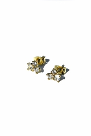 Light Years Collection Cz Cluster Posts - Front cropped