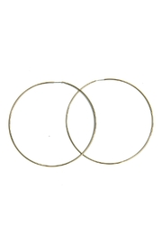 Light Years Collection Gold Endless Hoops - Product Mini Image