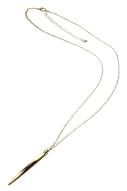Light Years Collection Long Quill Necklace - Product Mini Image