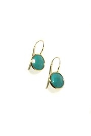 Light Years Collection Round Turquoise Drops - Product Mini Image