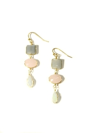 Light Years Collection Triple Crystal Dangles - Product Mini Image