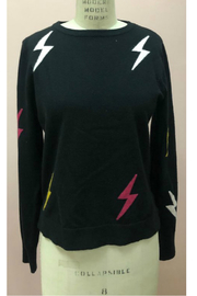 THML  Lightening bolt sweater - Front cropped