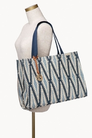 Spartina 449 Lighthouse Market Tote - Side cropped