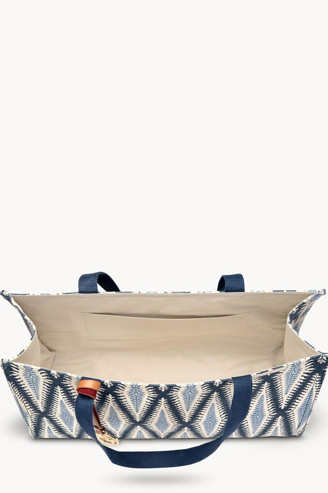Spartina 449 Lighthouse Market Tote - Front Full Image