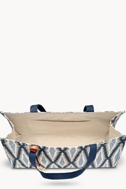 Spartina 449 Lighthouse Market Tote - Front full body