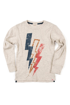 Appaman Lightning Bolt Long Sleeve Tee - Product List Image