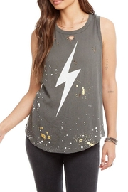 Chaser Lightning Muscle Tank - Product Mini Image