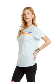 Chaser LA Lightning Pocket Tee - Front full body