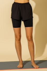 HYFVE Lightweight Athletic Short - Front cropped