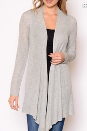Chris & Carol Lightweight Cardigan - Product Mini Image