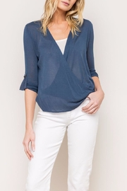 Mystree Lightweight Cardigian - Front cropped