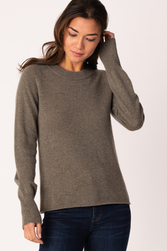 Margaret O'Leary Lightweight Cashmere Crew Sweater - Alternate List Image