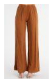 T Party Lightweight Flowing Pants - Product Mini Image