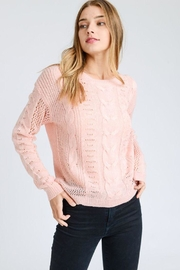 The Dressing Room Lightweight Knit Sweater - Product Mini Image