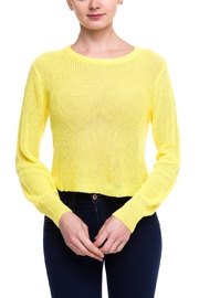 On Twelfth Lightweight Knit Sweater - Product Mini Image